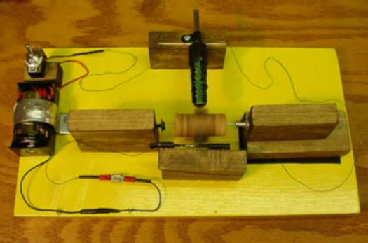 simple homemade electric motor. Stan,Your Plans Are Great, My Boy \u0026 I Built Your Motor From Scratch I\u0027d Like To Send You A Simple Homemade Electric