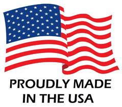 Designed and made in the USA