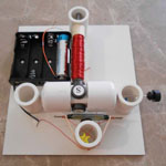 Kits #1-4: Simple Reed Switch Motor