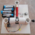 Kit #7: Motor with Optical Control