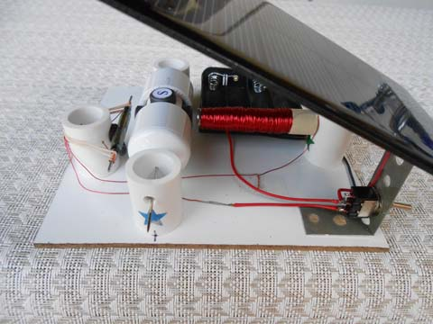 Solar panel - Step 5