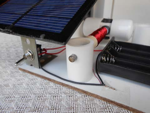 Solar panel - Step 6