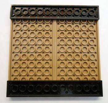Base plate assembly