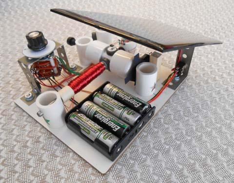 Solar panel attachment