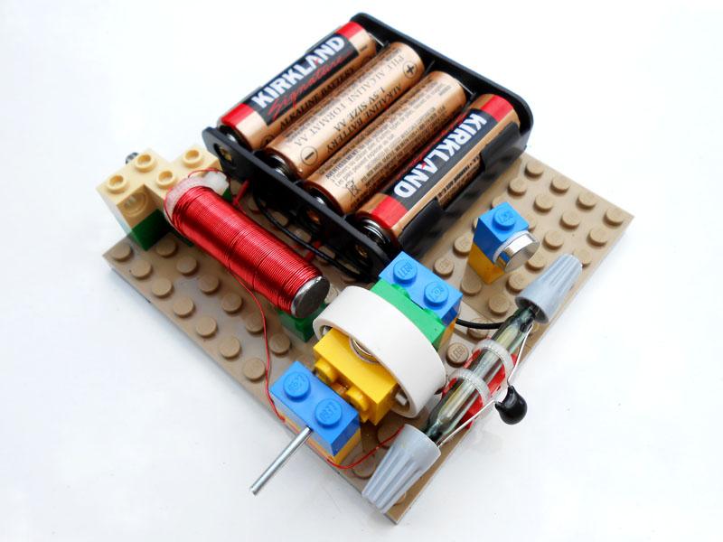 QuikLock motor #14