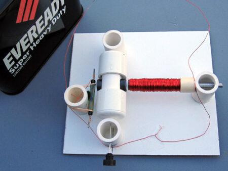 Kit 1 motor