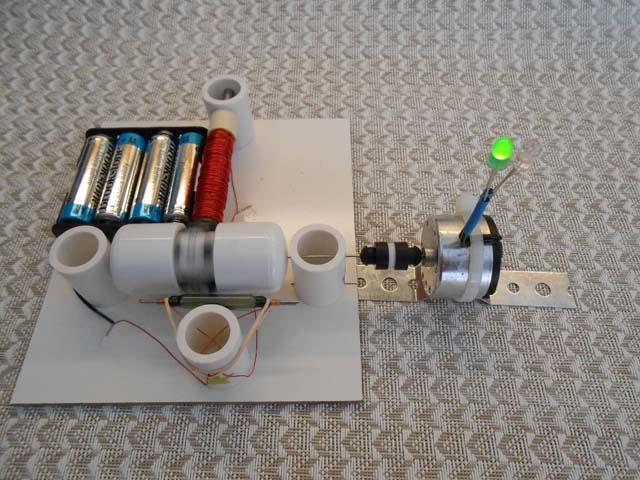 Generator Experiments | Simple Electric Motors