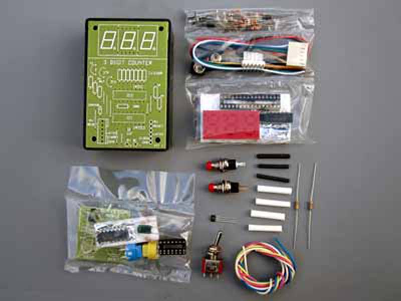 Digital counter kit