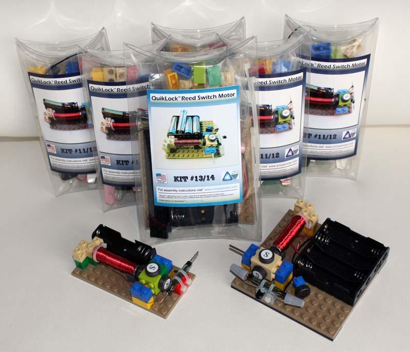 QuikLock kits