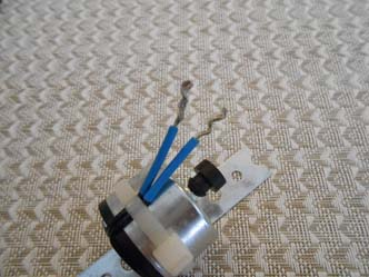 Motor 1 - formed wires