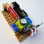 Kit #11: Basic QuikLock Reed Switch Motor