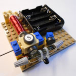 Kit #13: Advanced QuikLock Reed Switch Motor