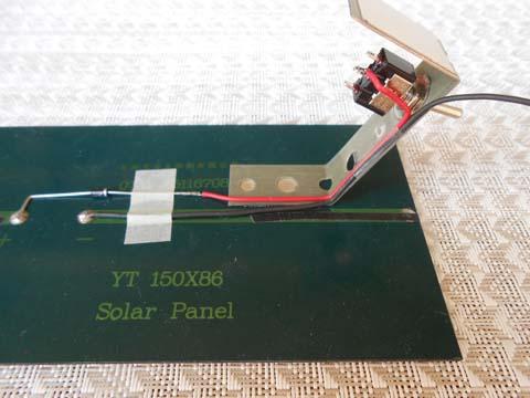 Solar panel - Step 3