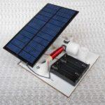 Solar power module