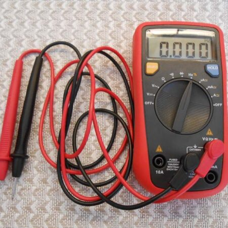 advanced multimeter