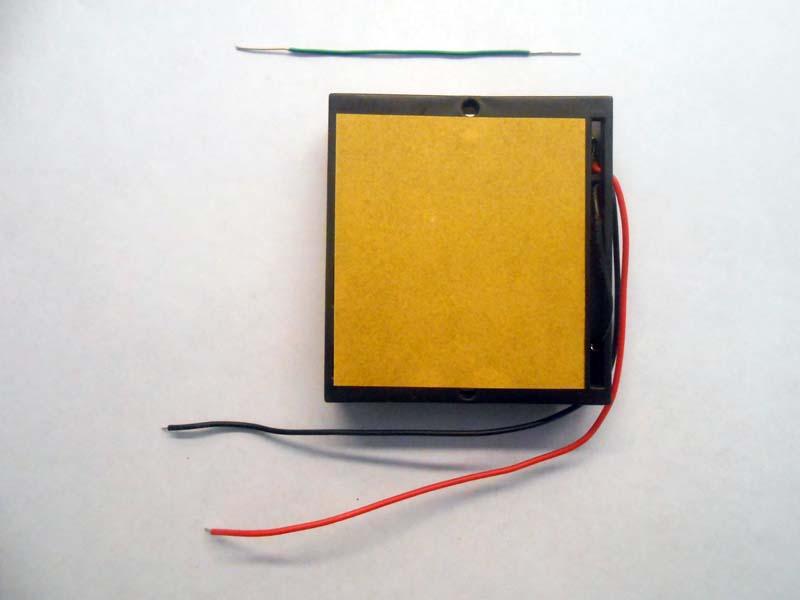 Battery holder-4