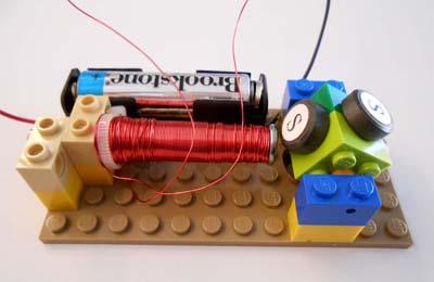 Electromagnet test