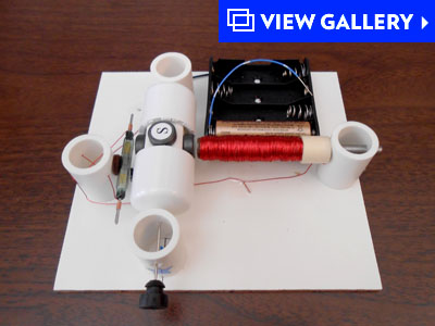 Original brushless motor kits