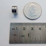 10 x 3 mm NdFeB magnets