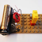 Kit#16: Simple Conventional Motor
