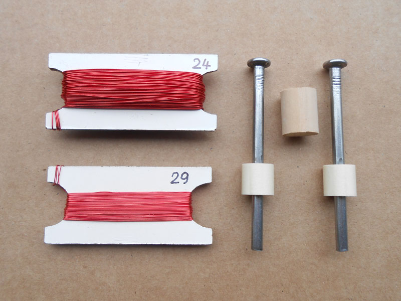 Wire comparison kit